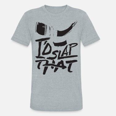 64565272a i d slap that hockey Men's Premium T-Shirt   Spreadshirt