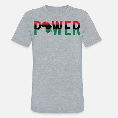 1736ffeca Shop African Black Power T-Shirts online | Spreadshirt