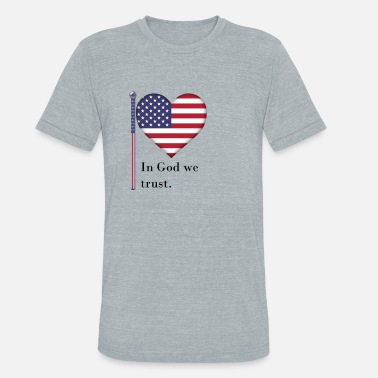 The British Empire Independence Day - Unisex Tri-Blend T-Shirt