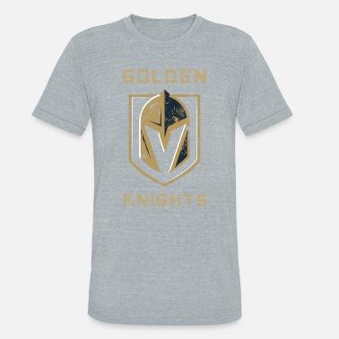 Vegas Golden Knights A Golden Vegas Sports Shirt Knight Emblem - Unisex  Tri-Blend T 659ade30b