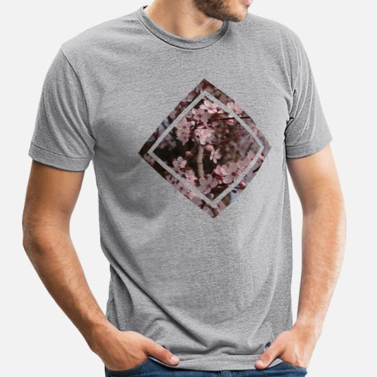 Blossoms tshirt in unisex sizes.