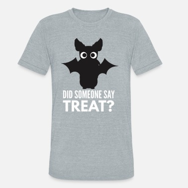 Scottie Dogs Scottie Dog Halloween - Unisex Tri-Blend T-Shirt