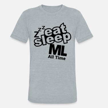 Ml Mobile Legends - Unisex Tri-Blend T-Shirt