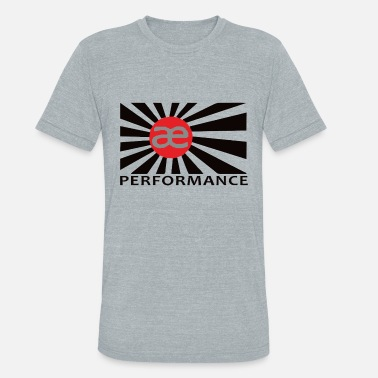 Performance ae performance - Unisex Tri-Blend T-Shirt