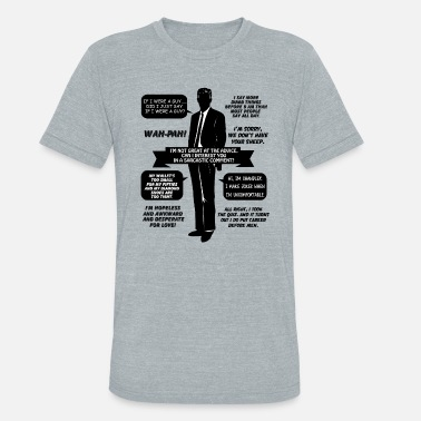 Chandler Chandler Bing Quotes. Friends - Unisex Tri-Blend T-Shirt