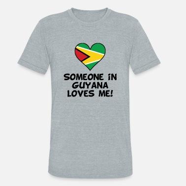 I Love Heart Guyana Pink Kids T-Shirt