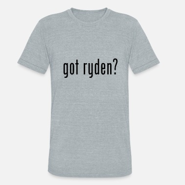 Ten Years After Got Ryden? - Unisex Tri-Blend T-Shirt
