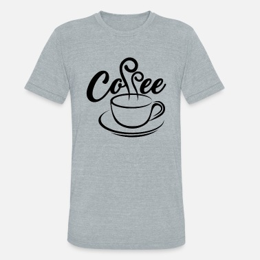 Tsmac Coffee - Unisex Tri-Blend T-Shirt