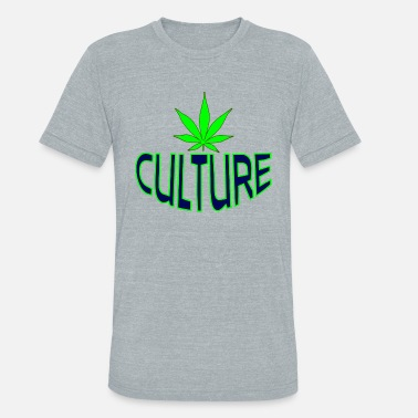 Cannabis Culture Culture - Unisex Tri-Blend T-Shirt