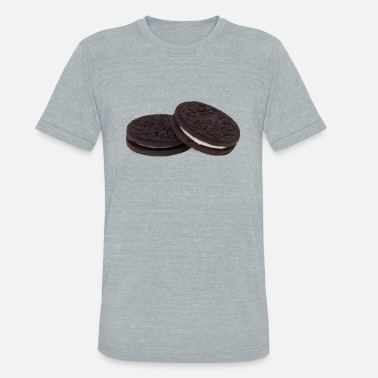 Oreo Cookie Oreo biscuits - Unisex Tri-Blend T-Shirt