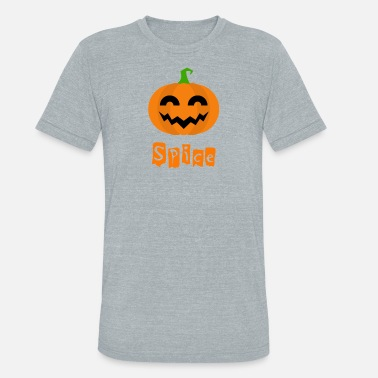 Spices Pumpkin Spice. Holiday Spice - Unisex Tri-Blend T-Shirt