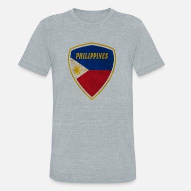 Philippines Flag Vintage Style Retro Youth Kids T-Shirt Gift Idea
