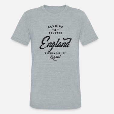England Is My England - Unisex Tri-Blend T-Shirt