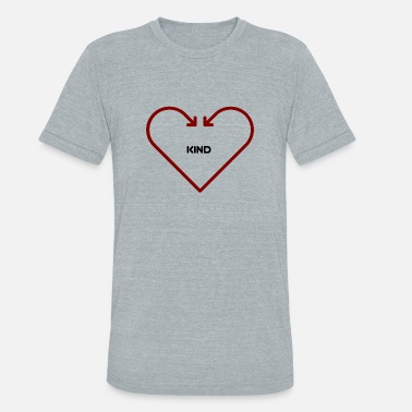 Love Is Kind Love is Kind - Unisex Tri-Blend T-Shirt