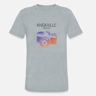 Knoxville Camera Knoxville - Unisex Tri-Blend T-Shirt