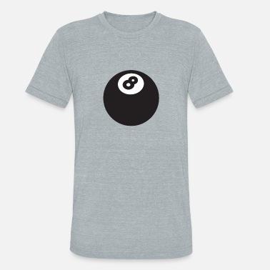 Magic 8 Ball magic 8 ball - Unisex Tri-Blend T-Shirt 82a87e4988