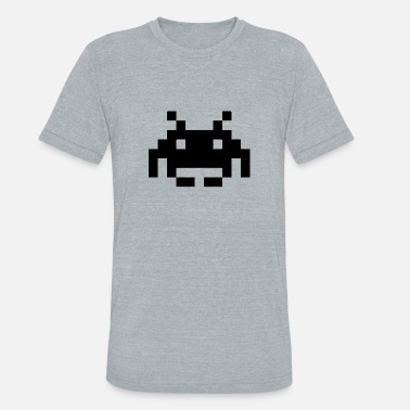 Video Game 80s Video Games - Unisex Tri-Blend T-Shirt
