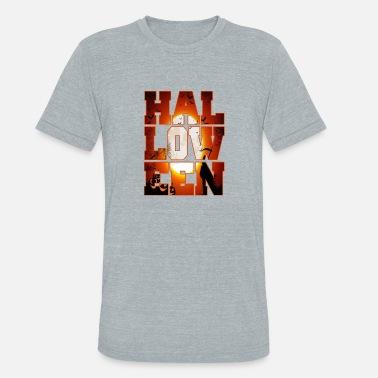 7cdb60e16 Halloween Saying Halloween Sayings Fashion - Midnight Witchcraft - Unisex  Tri-Blend T-Shirt