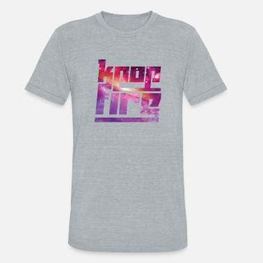 Kpop Dance Kpop Fire - Unisex Tri-Blend T-Shirt