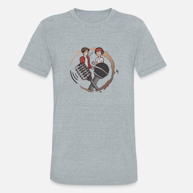 Duo Tesse and Jed Presents: - Unisex Tri-Blend T-Shirt