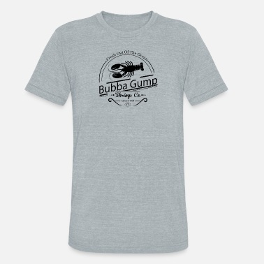 Bubba Gump Shrimp Co bubba gump shrimp co - Unisex Tri-Blend T-Shirt