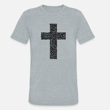 Christian Cross Christian Cross - Unisex Tri-Blend T-Shirt