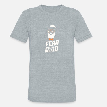 Fear The Beard James Harden James Harden Fear The Beard - Unisex Tri-Blend T-Shirt