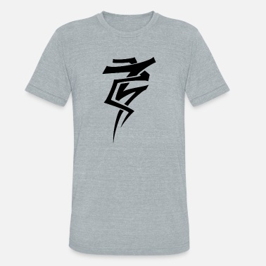 Tribal Tattoo Tribal Tattoo - Unisex Tri-Blend T-Shirt