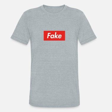 7b6cb8d78 Gucci Supreme Fake (Supreme Styled) - Unisex Tri-Blend T-Shirt