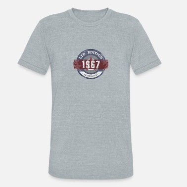 1967 Limited Edition Limited Edition 1967 - Unisex Tri-Blend T-Shirt
