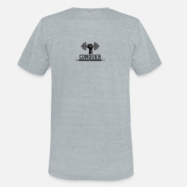 The Mark mark - Unisex Tri-Blend T-Shirt