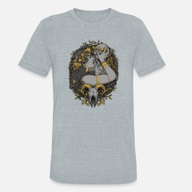 Witches The WITCH, The WITCH Shirt - Unisex Tri-Blend T-Shirt
