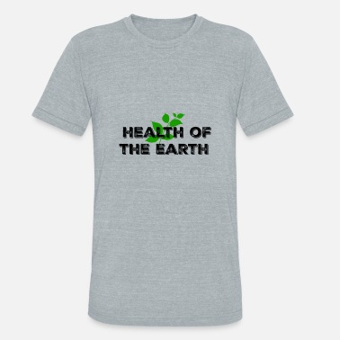 Ambient For health of the earth - Unisex Tri-Blend T-Shirt