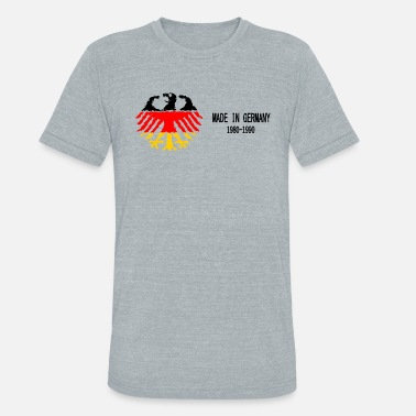 Made In Germany made in germany - Unisex Tri-Blend T-Shirt