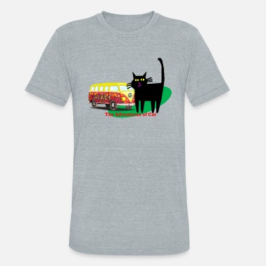 Remember Cat Remembers Wilder Days - Unisex Tri-Blend T-Shirt
