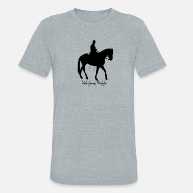 Horseman The Horseman - Unisex Tri-Blend T-Shirt