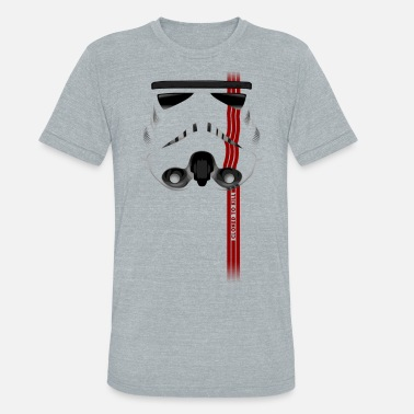 The Force Awakens Star Wars The Force Awakens - Unisex Tri-Blend T-Shirt