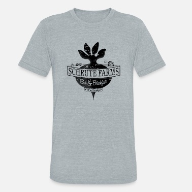 Farm farms - Unisex Tri-Blend T-Shirt