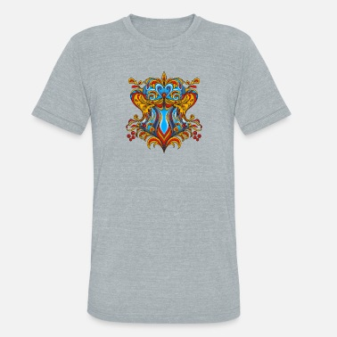 Ornament Ornament - Unisex Tri-Blend T-Shirt
