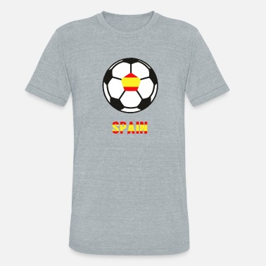 Worldcup Worldcup - Unisex Tri-Blend T-Shirt