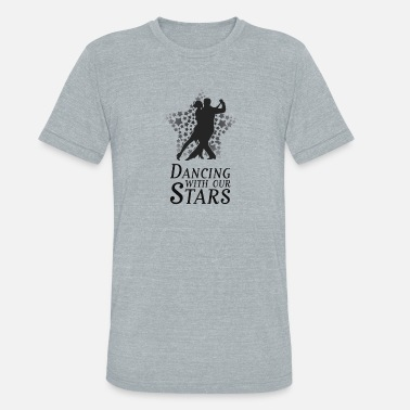 Movie Star swayze movie star - Unisex Tri-Blend T-Shirt