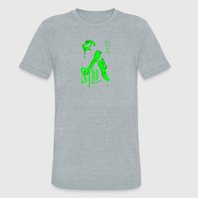 Stab Movie - Unisex Tri-Blend T-Shirt by American Apparel