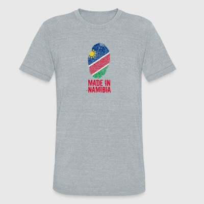 Made In Namibia - Unisex Tri-Blend T-Shirt by American Apparel