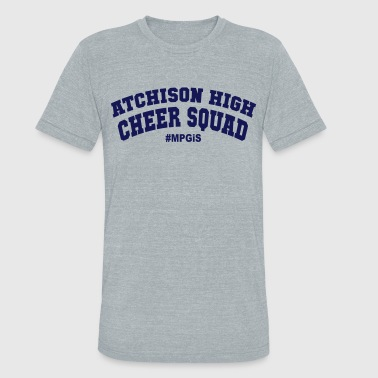 Most Popular Girls Atchison T-Shirts - Unisex Tri-Blend T-Shirt
