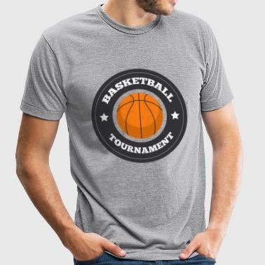 awesome basketball t-shirt - Unisex Tri-Blend T-Shirt