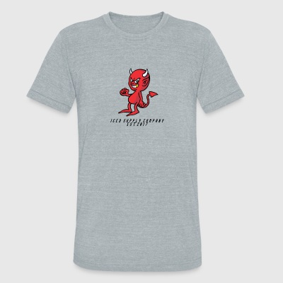 EARLY DEVIL - April drop (1 of 2) - Unisex Tri-Blend T-Shirt by American Apparel