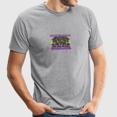 VEGANISM SIDE EFFECTS - Unisex Tri-Blend T-Shirt