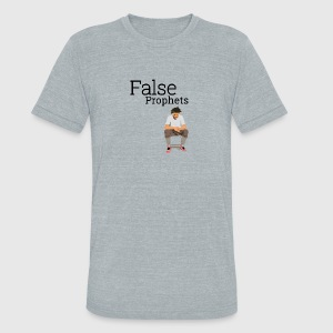 J. Cole - Unisex Tri-Blend T-Shirt by American Apparel