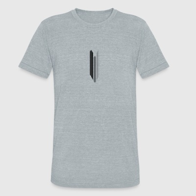 W is for War - Unisex Tri-Blend T-Shirt by American Apparel
