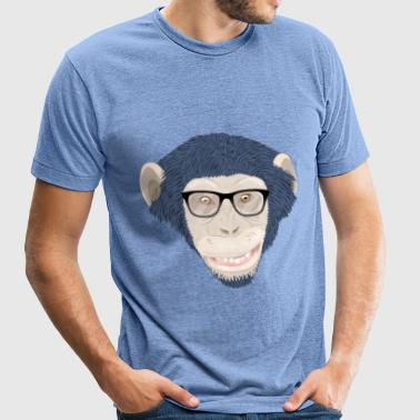 Chimp - Unisex Tri-Blend T-Shirt